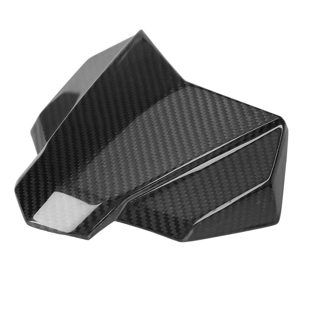 Motorcycle Carbon Fiber Windscreen Windshield Protector Panel Cover For Mt-10/fz-10 2016-2018 By Duoqiao.