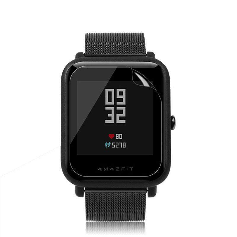 ETOUCH 2Pcs Clear Nano Thin Explosion Proof Protector Film Screen For AMAZFIT Malaysia