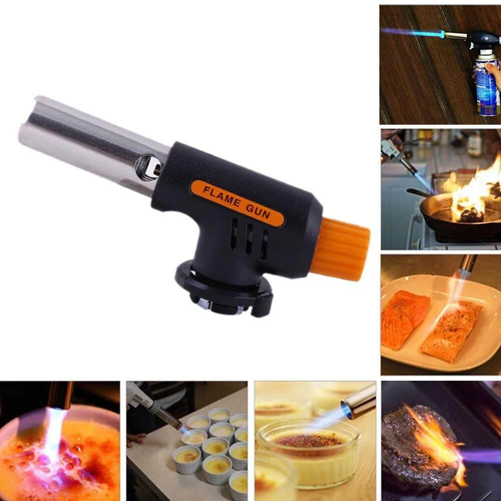 Camping Better Gas Torch Welding Fire Maker Lighter Butane Burner Flame Malaysia