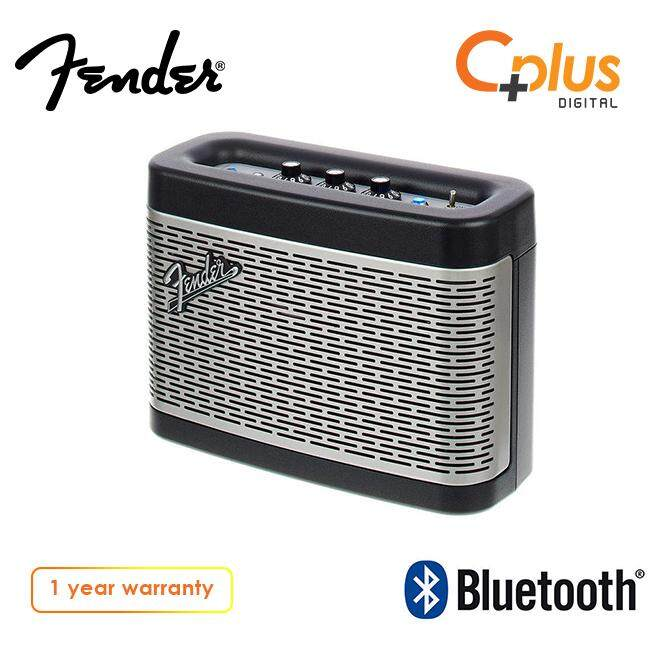 ... Super Bass Mini Bluetooth Wireless Speaker For Cell Phone Tablet PC Laptop Malaysia. Source · Fender Newport Portable Bluetooth V4.2 Speaker (Black)