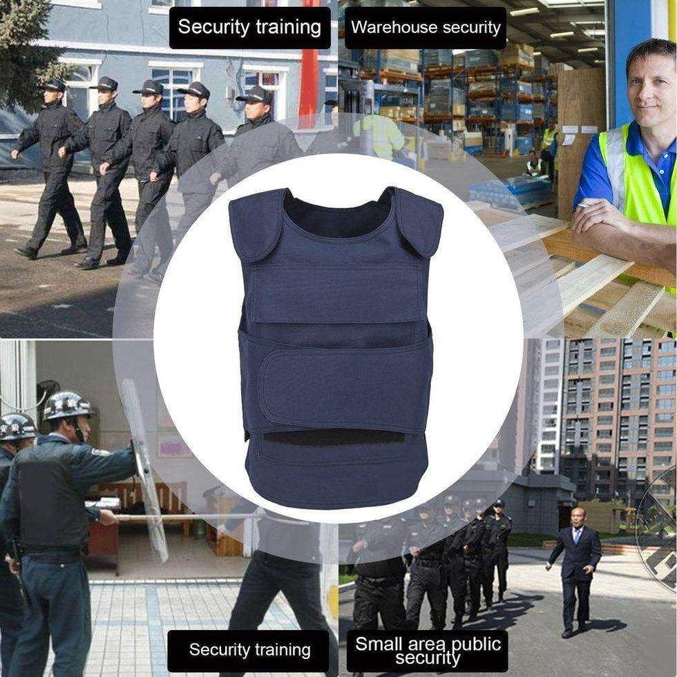 GOFT Security Guard Vest Stab-resistant Genuine Tactical Vest Protecting Clothes