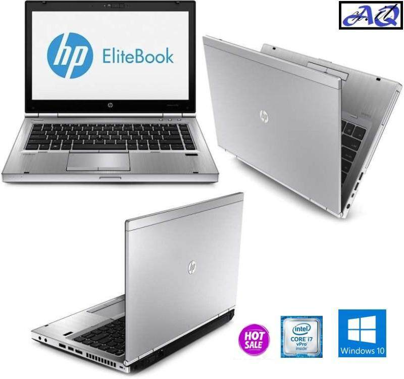 HP ELITE BOOK 8470P i7-3RD GEN / RAM 4GB / 750GB / DVD RW / 7 professional Malaysia
