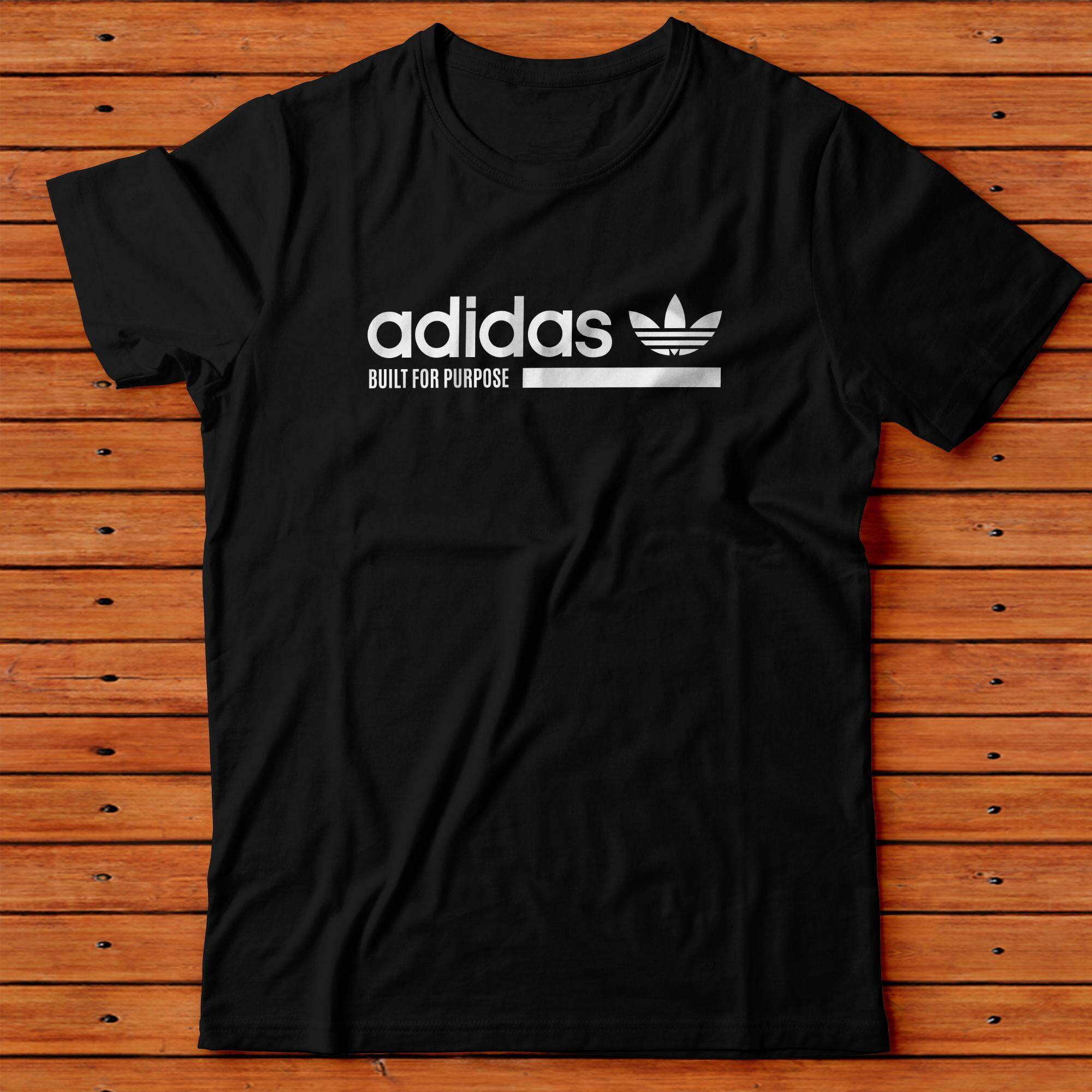 Popular T Shirts For Men The Best Prices In Malaysia Tendencies Tshirt Born To Fire Hitam S Adidas Shirt Cotton Unisex Vinyl Printed