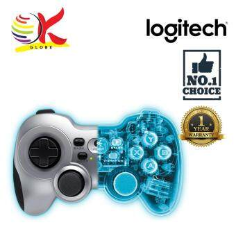 LOGITECH WIRELESS GAMEPAD F710 GAMING JOYSTICK CONTROLLER 2.4GHZ WIRELESS CONNECTION DUAL VIRABTION EXCLUSIVE 4 SWITCH D-PAD