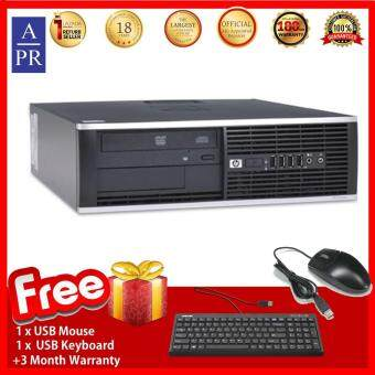 HP Compaq Elite 8000 (SFF) Desktop PC C2D 3.0ghz, 4GB RAM, 160GB HDD, Win7 (Factory Refurbished) Flash Deal