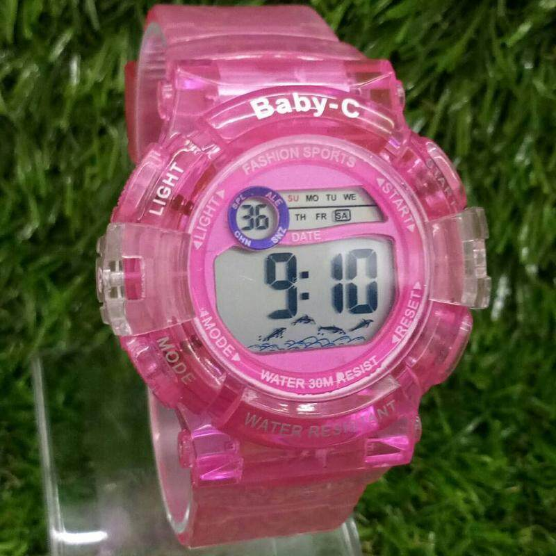 Baby C Kids Watch By Sm Shock.