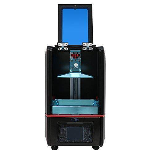 "ANYCUBIC Photon UV LCD 3D Printer Assembled Innovation with 2.8'' Smart Touch Color Screen Off-line Print 4.53""(L) x 2.56""(W) x 6.1""(H) Printing Size"