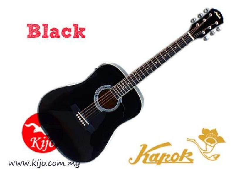 G9127 Kapok LD-14 Electric Guitar Black Malaysia