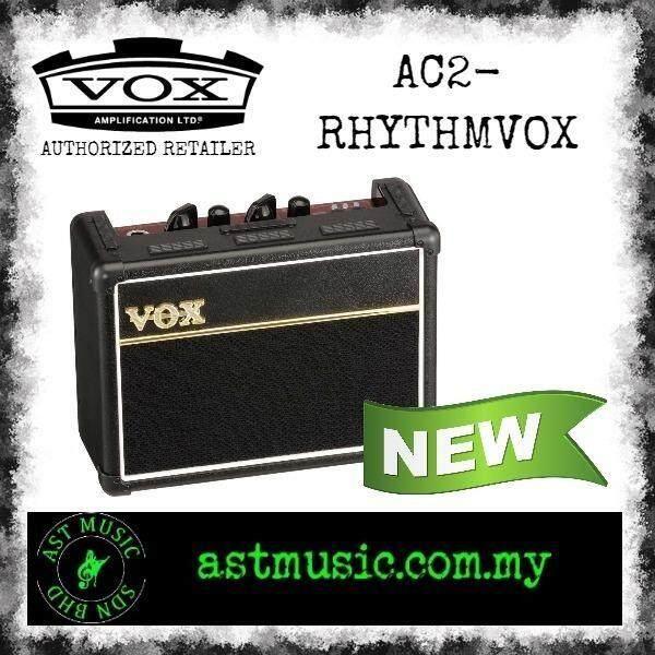 VOX AC2 RhythmVOX Mini Guitar Amplifier with Rhythm Malaysia