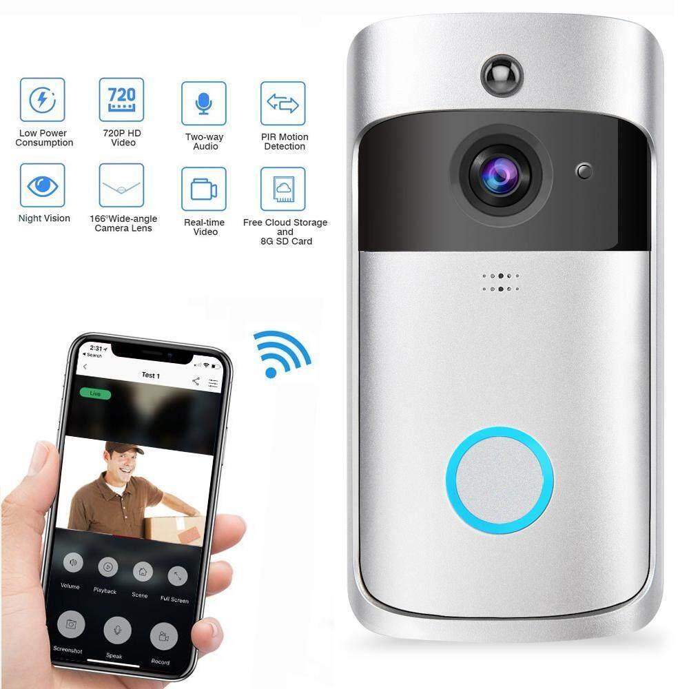 Waterproof Rain Cover Em Door Lock Elegant In Smell 8g Sd Free Shipping New 7 Door Monitor Video Intercom Home Door Phone Recorder System
