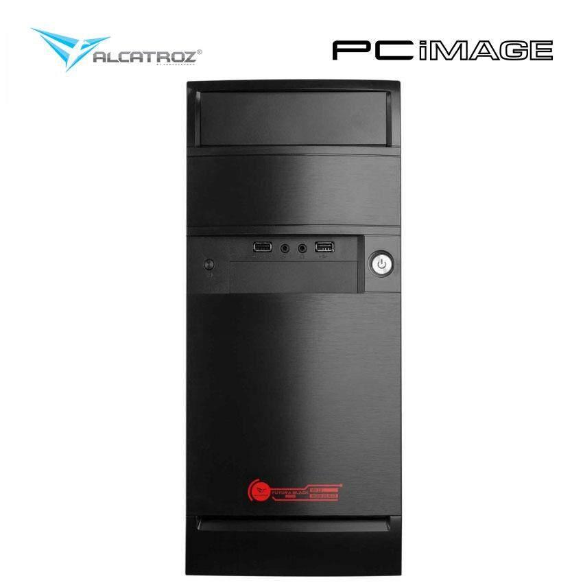 ALCATROZ FUTURA BLACK 2000 RED PC CASING Malaysia