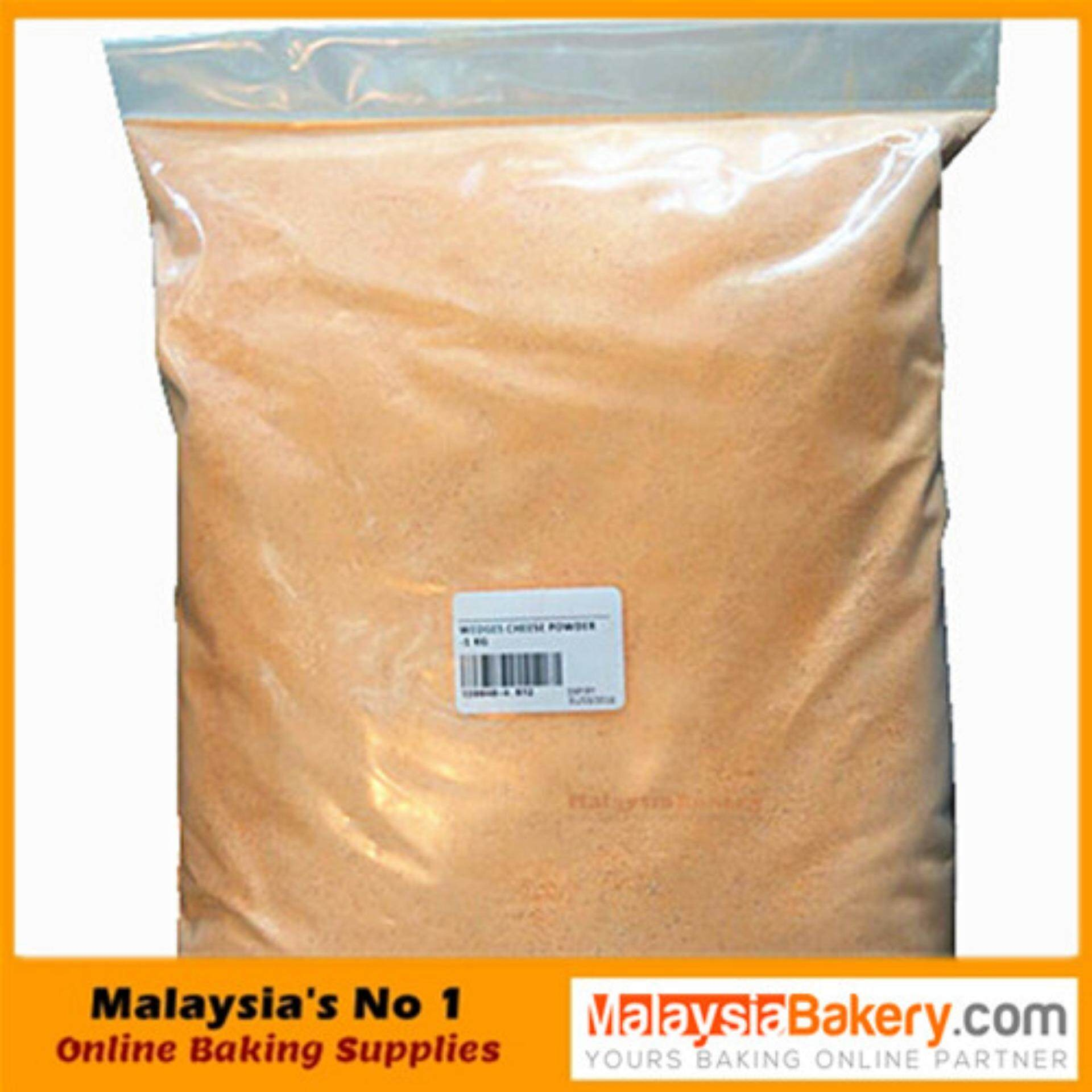 Wedges Cheese Powder (nacho) 0.1 Kg By Malaysiabakery.com.
