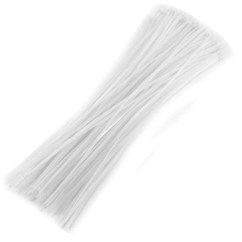 175 pieces Plastic cable ties 5x400mm