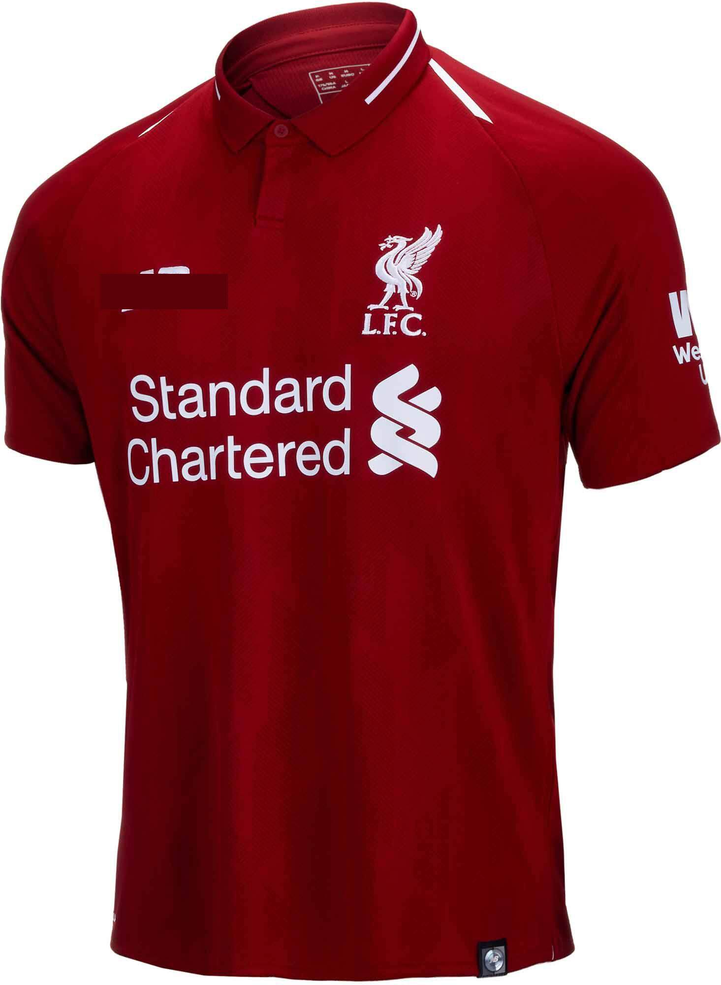 Liverpool FC Home Fan Jersey 2018 2019 Fan Home Jersey 18 19 (copy orii 238e3dde4