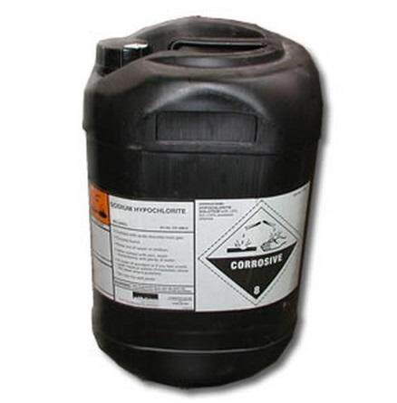 Swimming Pool Chlorine Klorin Liquid / Cecair  - Liquid Chlorine / Pool Guard (25kg/Drum Sodium Hypochlorite)
