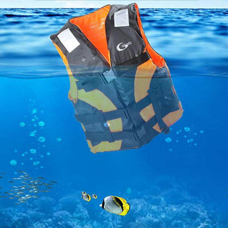 Adult Life Saving Jacket With Emergency Whistle Water Sports Vest Swimming Safety Life Vest Floating Snorkel Adult Vest By Hangzhou Nuotu.