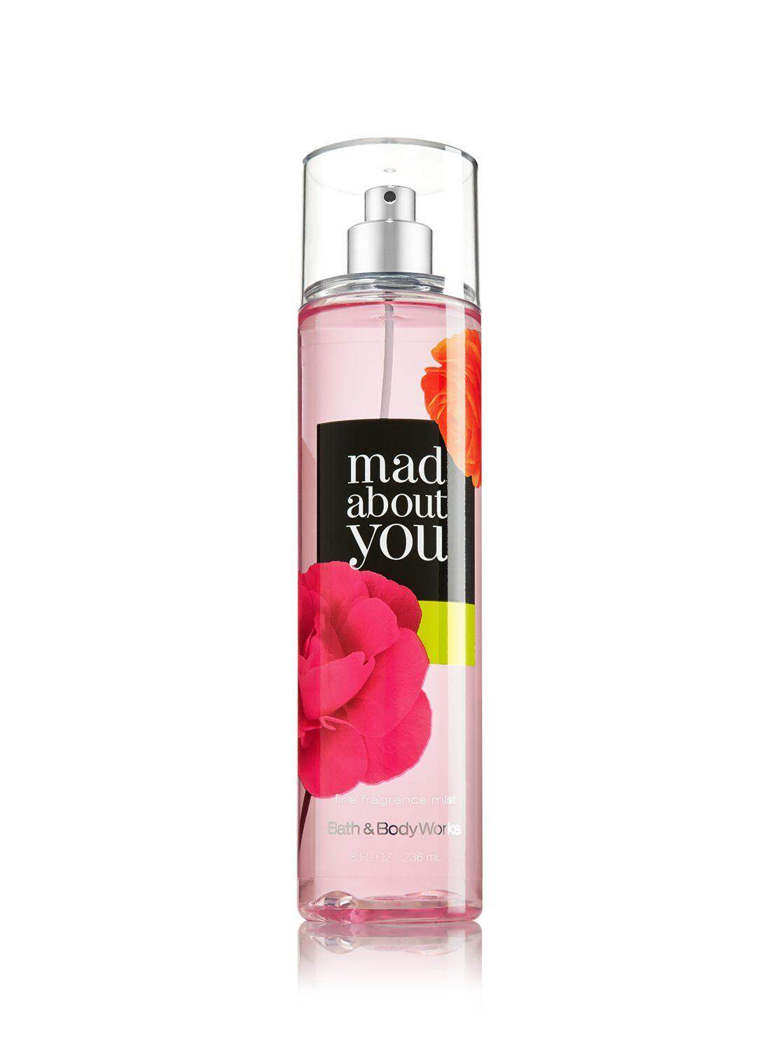 Bath And Body Works Mad About You Fragrance Mist