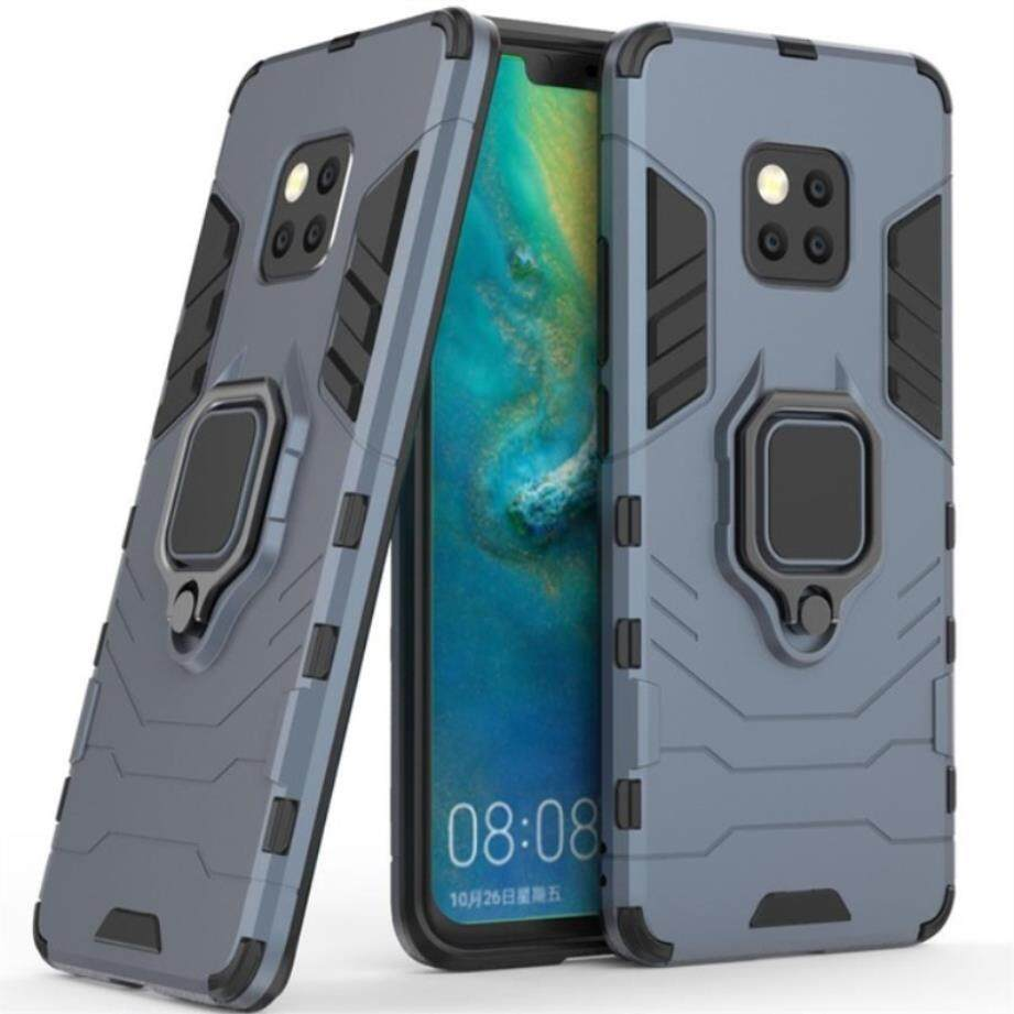 new styles a4d78 aa49f For Huawei Mate 20 Pro Case Mate20 Pro Cover Stand Holder Metal Ring  Magnetic Back Cover Armor Case