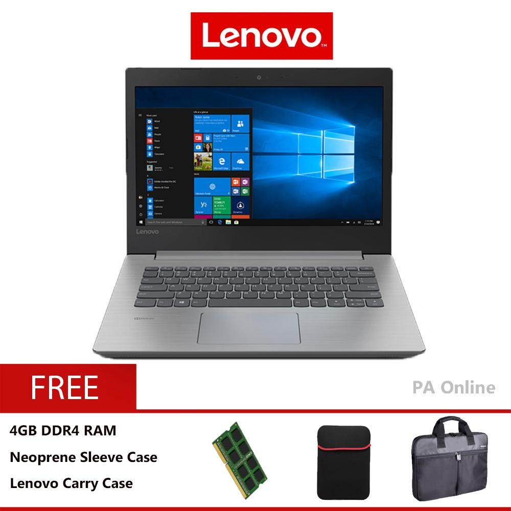 Lenovo Ideapad 330-14IkB 81G20035MJ-8GB RAM / Intel Core i5 8250u / 8GB / 1TB/ AMD Radeon 530 2GB DDR5/14 Full HD/Win 10/2 Years Malaysia