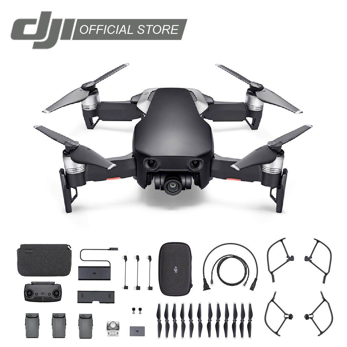 Dji Mavic Air Flymore Combo (6 Months Extended Warranty Worth Rm400 + Cinematic Video Editing Workshop Rm599 Only At Official Online Store) By Dji Malaysia Official Store.