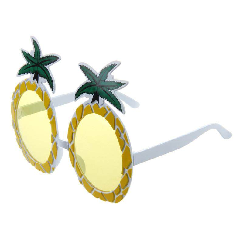 Hawaiian Pineapple Sunglasses Fancy Dress Party Hawaii Luau Hen Stag Beach By Shakeshake.