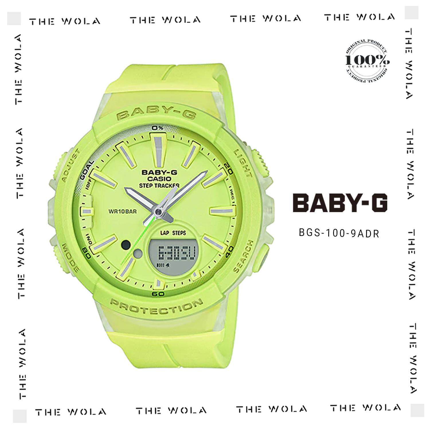 Casio Baby G Products For The Best Price In Malaysia Ba 110sn 3a Watch Bgs 100 9adr