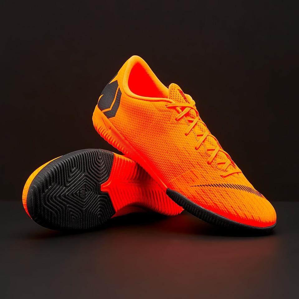 wholesale dealer 886f0 68e5c Nike MERCURIAL VAPORX 12 ACADEMY IC Men Futsal Shoe orange
