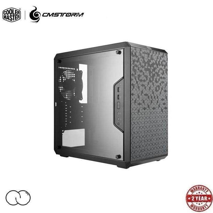 Cooler Master MasterBox Q300L M-ATX Chassis Malaysia