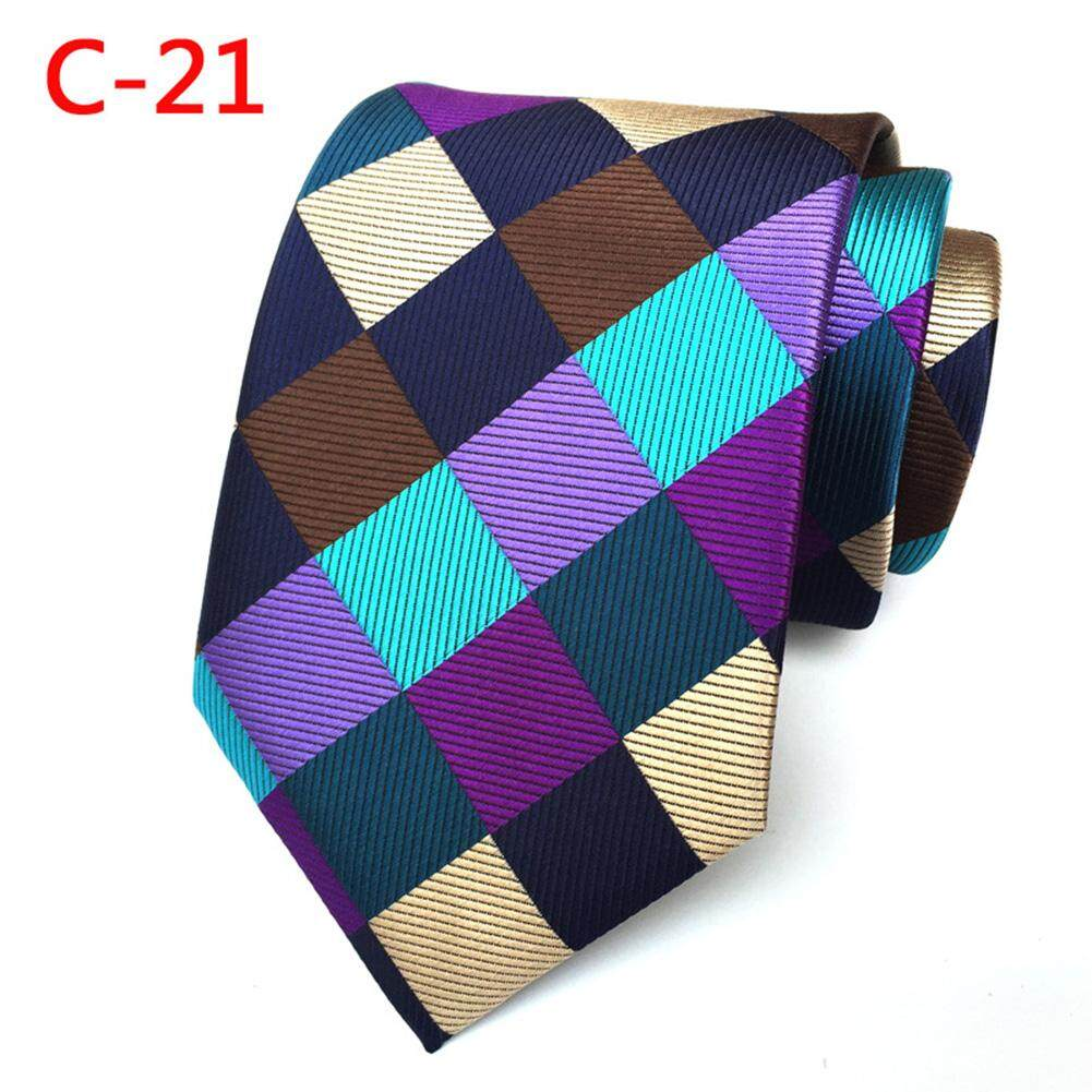 Star Mall Men Creative Printing Tie Soft Elegant Neck Tie Perfect Gifts By Star Mall.