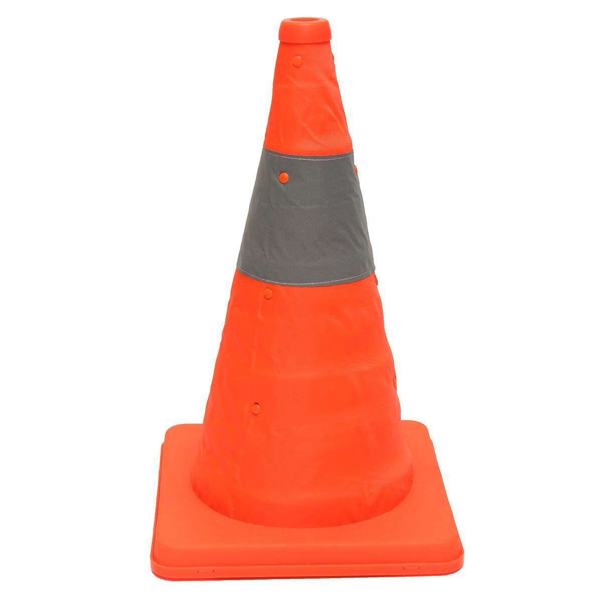 40cm 16Inch Folding Collapsible Traffic Multi Purpose Pop up Reflective Safety Cone