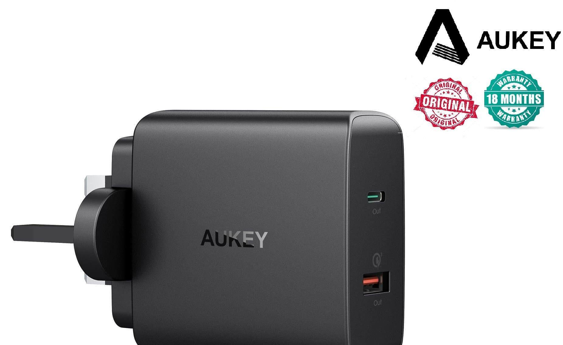 Sell Turbo Quick Charge Cheapest Best Quality My Store Aukey Pa U28 20 Charger 18w Fastcharging Y11 48w Power Delivery 30 Usb C With 30myr159 Myr 159