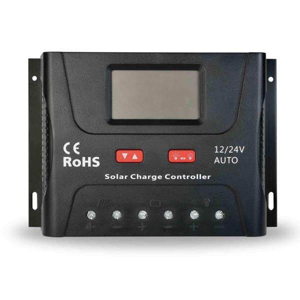 Solar Charge Controller PWM 50A 12V/24V