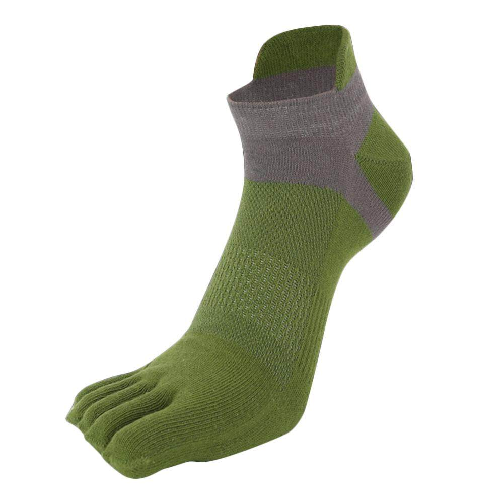 Danlong Unisex Cotton Breathable Five-Toe Socks With Foot-Protection Design Gift By Danlong Store.