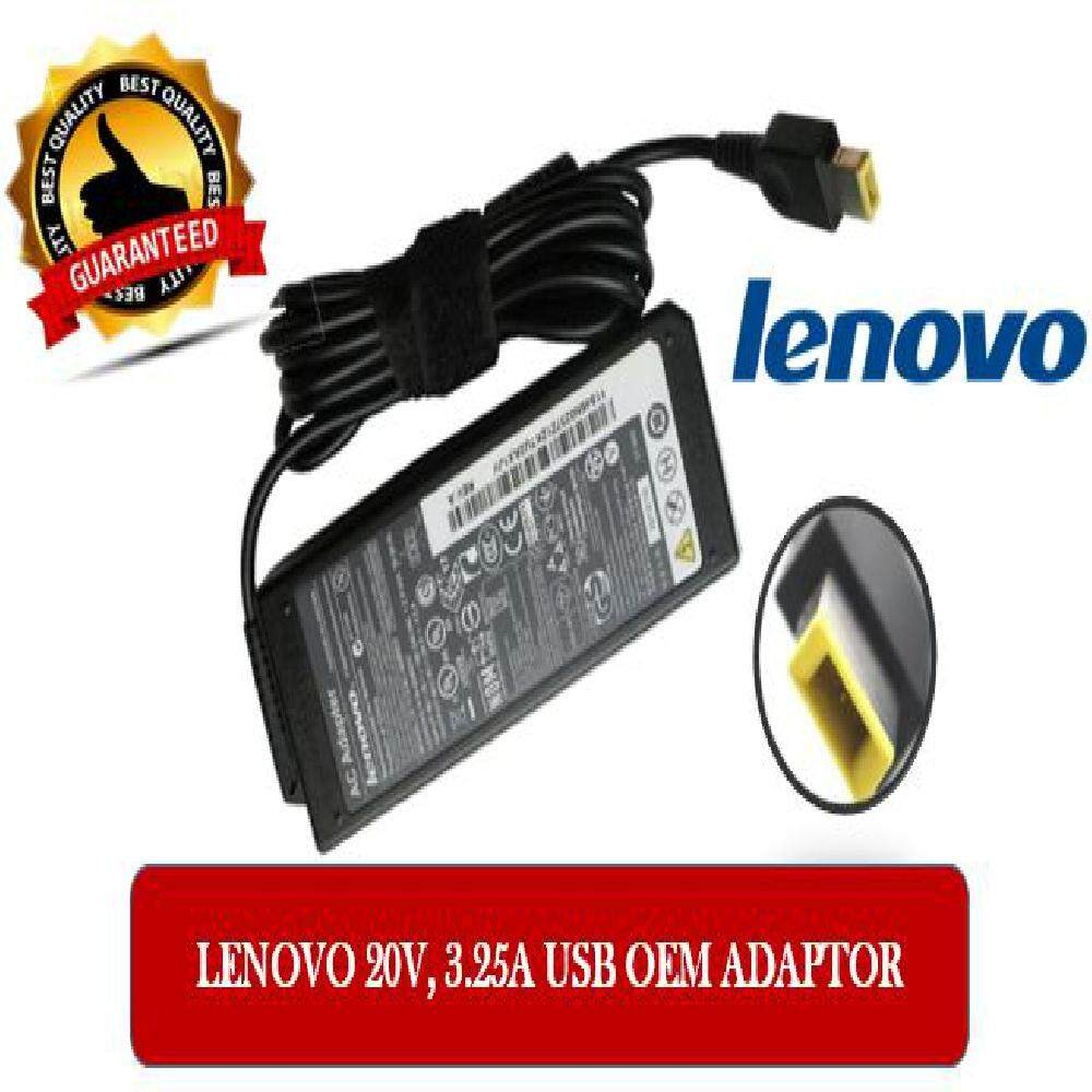 Adaptor Charger Laptop Lenovo G400s G405s G500s G505s G40 Series Baterai Battery Batre S410p G410s Z710p S510p G510s Oem 20v 325a Notebook Usb