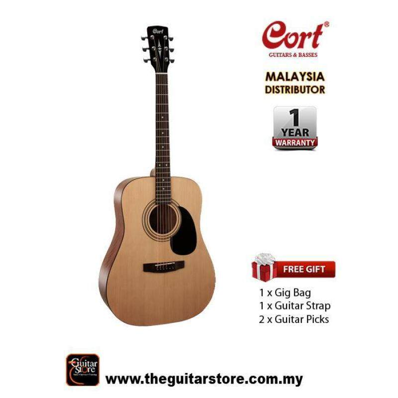 Cort AD810 Entry Level Standard Series Acoustic Guitar Malaysia