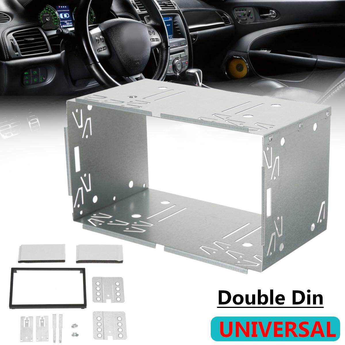 Car Stereo Receivers Buy At Best Price In Fiesta Fitting Kit Fascia Panel Wiring Harness Aerial Carsara 62 Universal Installation Frame Set Mounting Fascias For 178mmx100mm