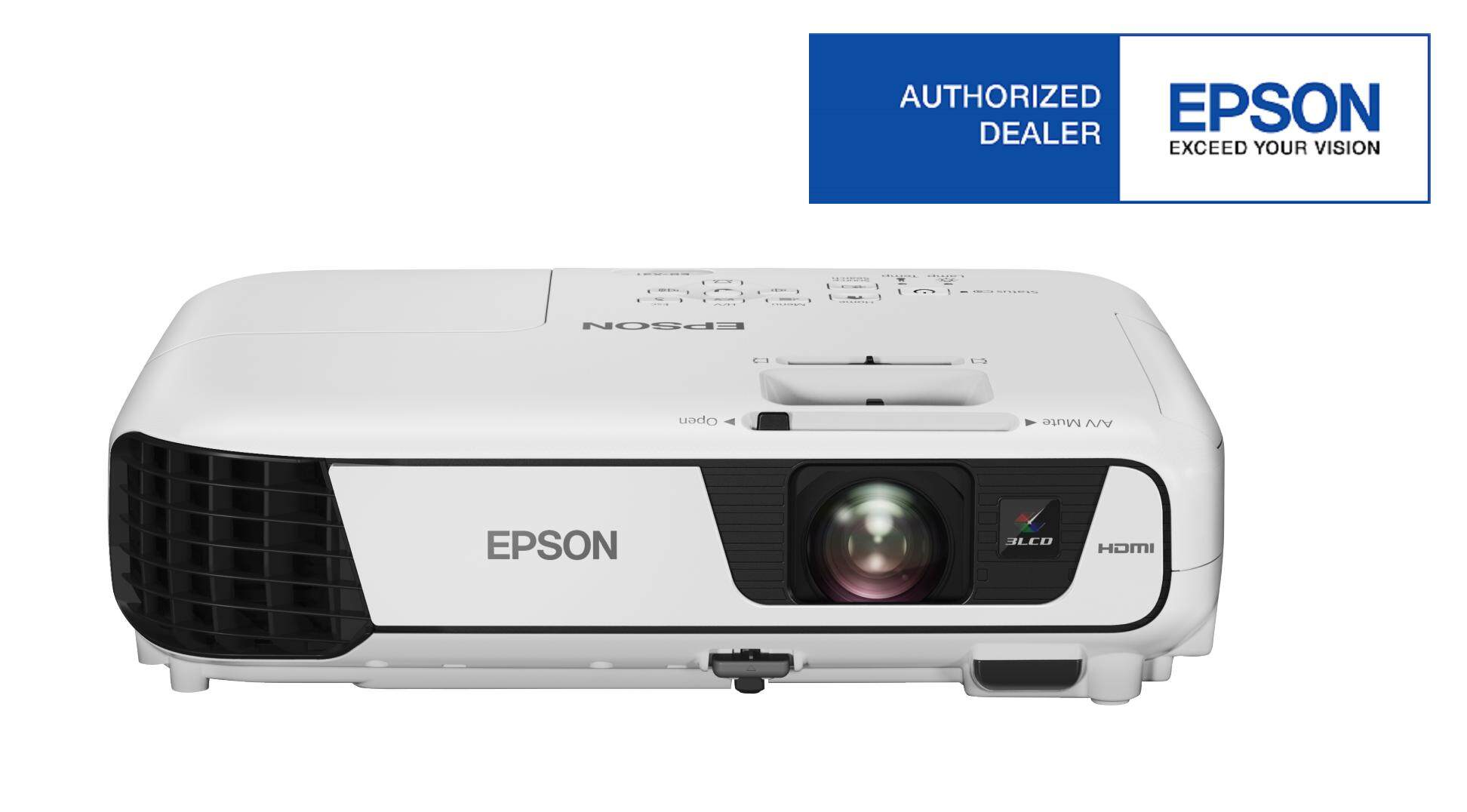 Epson Video Projectors Price In Malaysia Best Projector Eh Tw570 Home Theatre Eb X31 Versatile 3lcd Technology Xga
