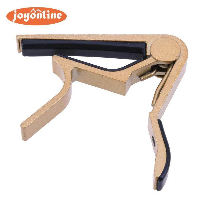 Alloy Tune Clamp Key Trigger Capo Acoustic Electric Guitar Malaysia