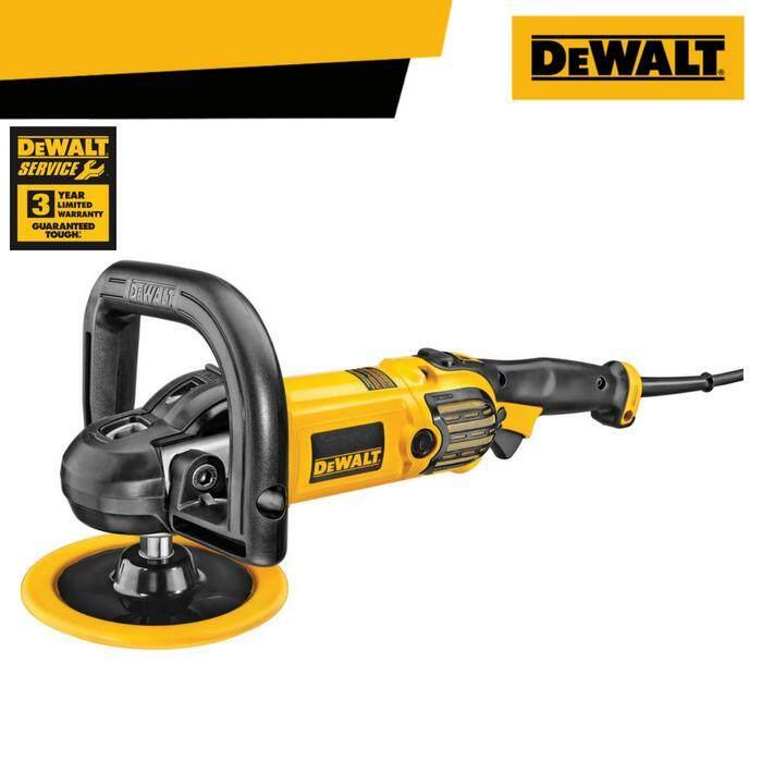 DEWALT DWP849X 7 Electronic Polisher 1250W