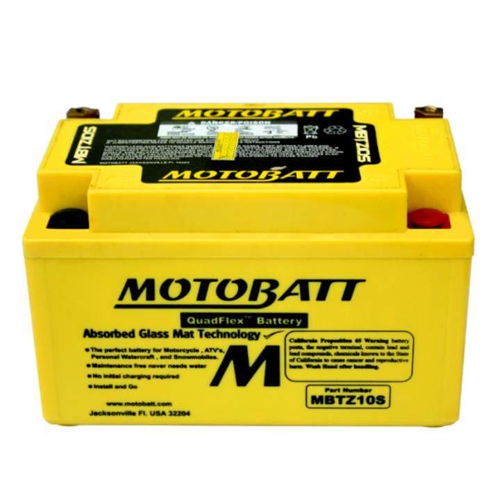 Motobatt Mbtz10s By Pj Wah Accesories.