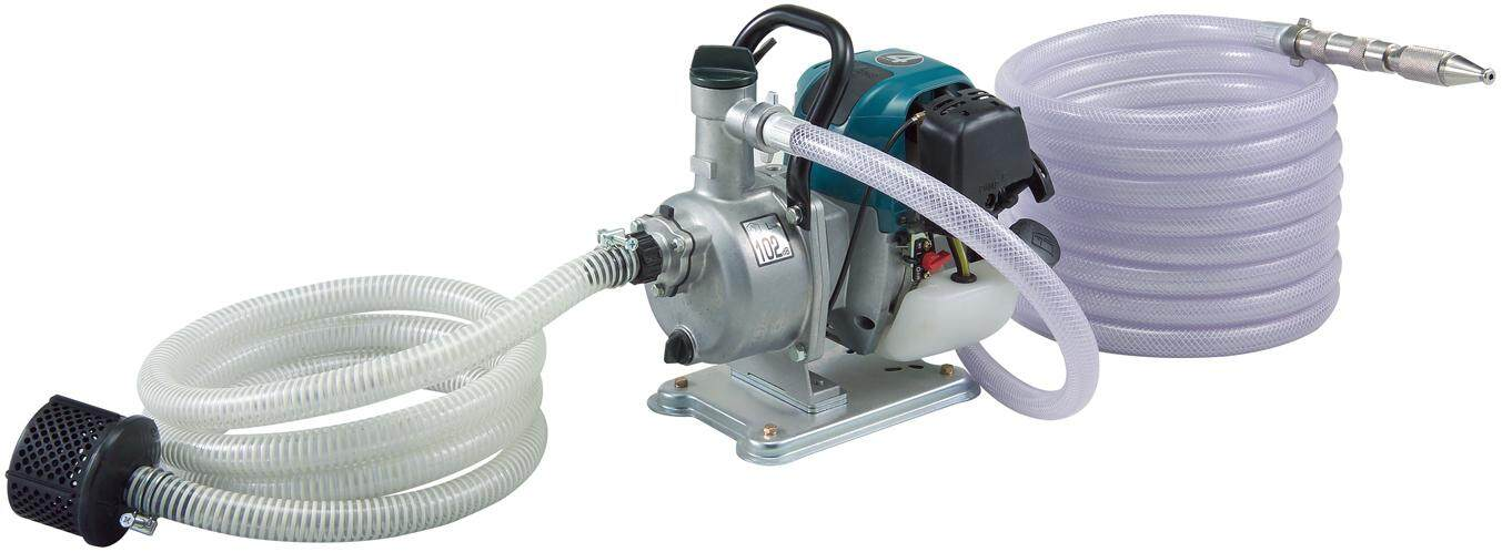 "MAKITA EPH1000X 33.5ML(CC) 4 STROKE 25.4MM (1"") SUCTION / DISCHARGE BOOSTER PUMP"