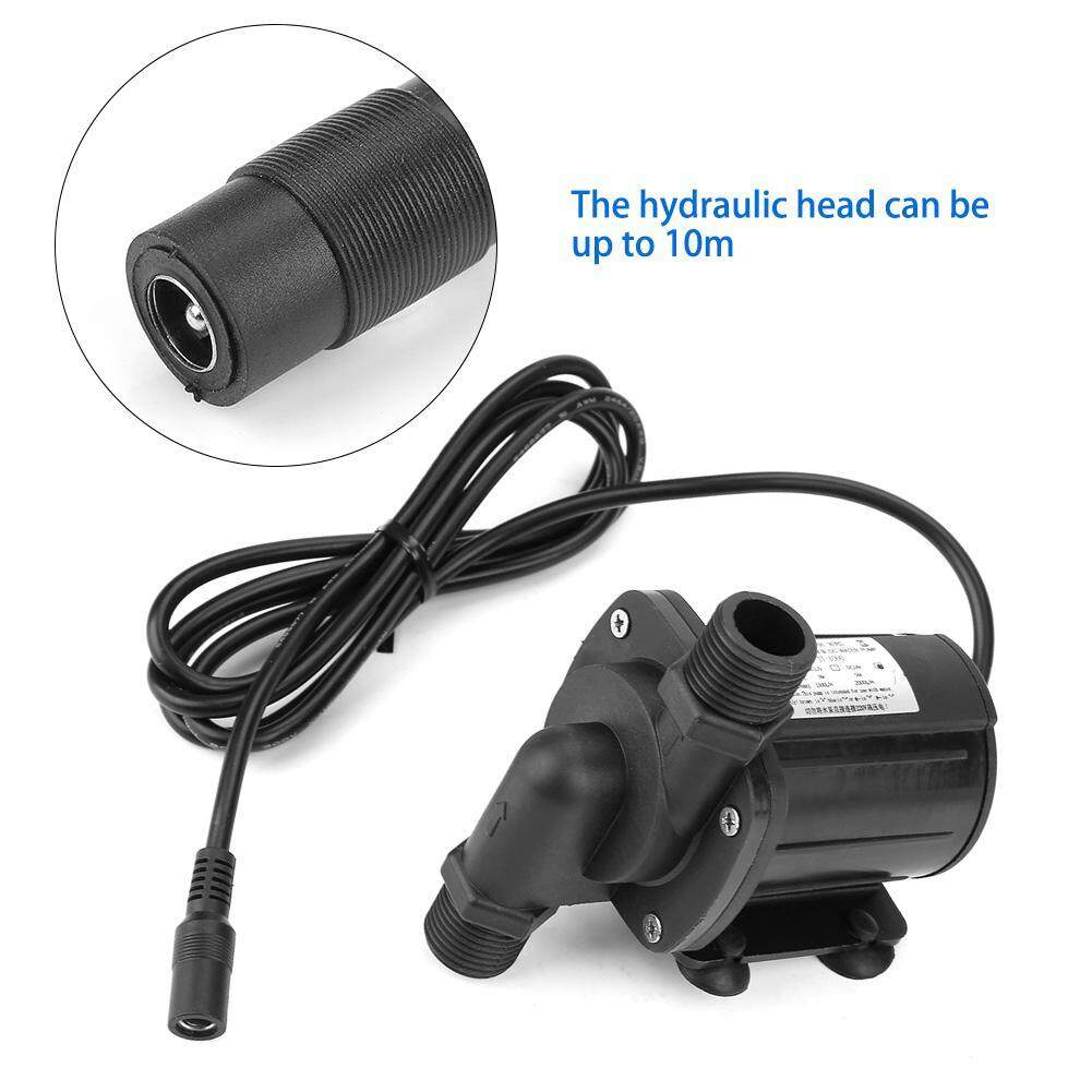【Promotions】High Hydraulic Head DC Brushless Boost Submersible Water Pump 12V -40℃-100℃