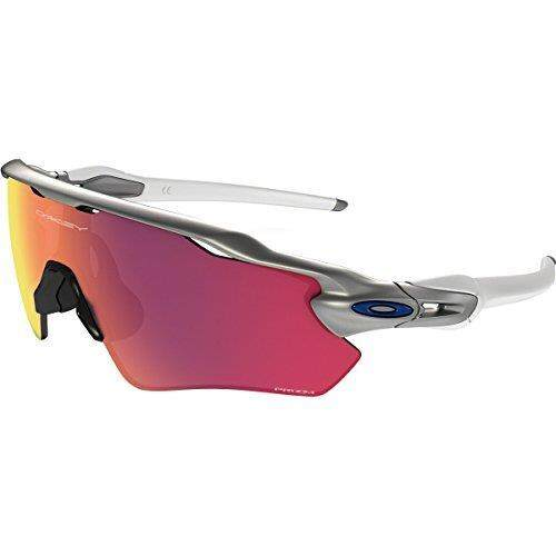 203fa3a549 discount oakley mens radar ev path non polarized iridium rectangular  sunglasses silver 38.00006 mm d423d 0f05e