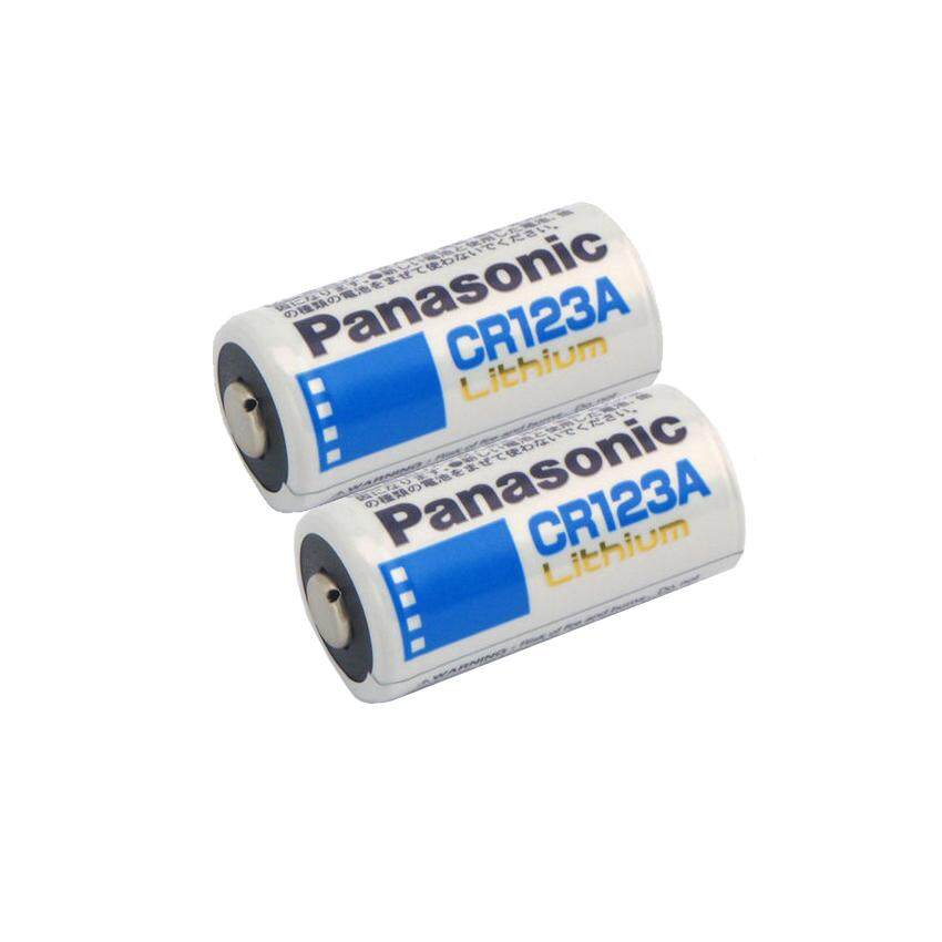 Reolink Argus 1 And Keen Camera Lithium Battery 2pcs (cr123a) By Bayutech.