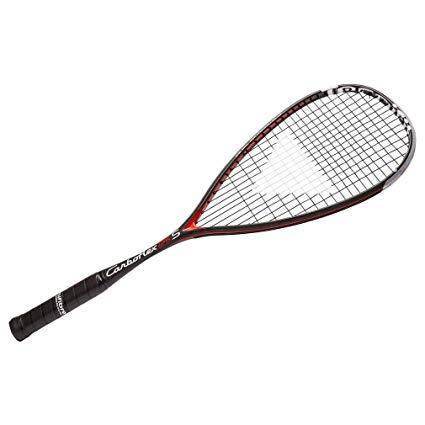 Tecnifibre Carboflex 125 S Squash Racket By Olympic Sports.