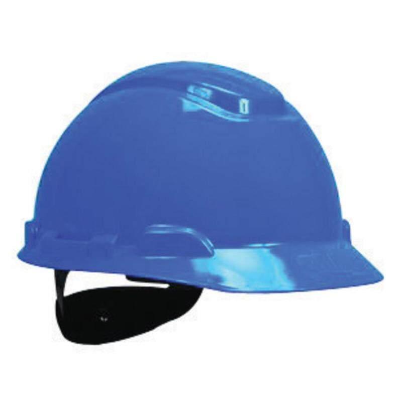 3M H-701R Helmet Hard Hat (White/Blue/Red)