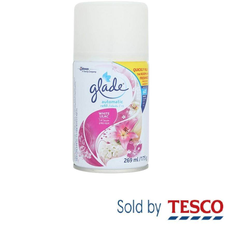 Glade Buy At Best Price In Malaysia Twin Pack Matic Spray Refill Ocean Escape Autospray White Lilac 175g