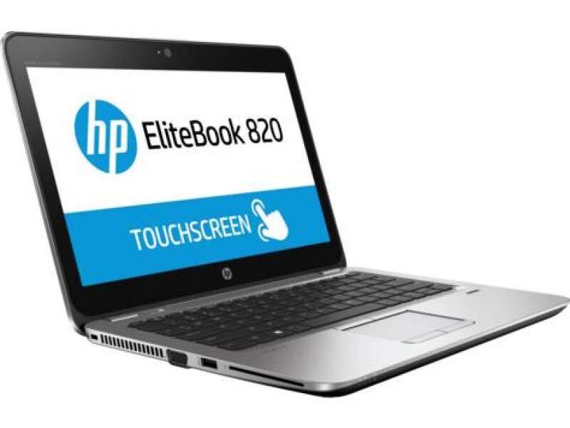HP Elitebook 820 - Core i7-4th Gen vPro - 4GB Ram DDR3L - 128gb SSD (Solid State Drive) Slim 12.5-INCH Touch Screen Malaysia