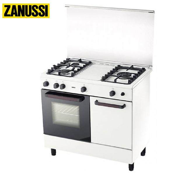 Zsi Zcg930w 3 Burner Freestanding Gas Cooker 62l Oven