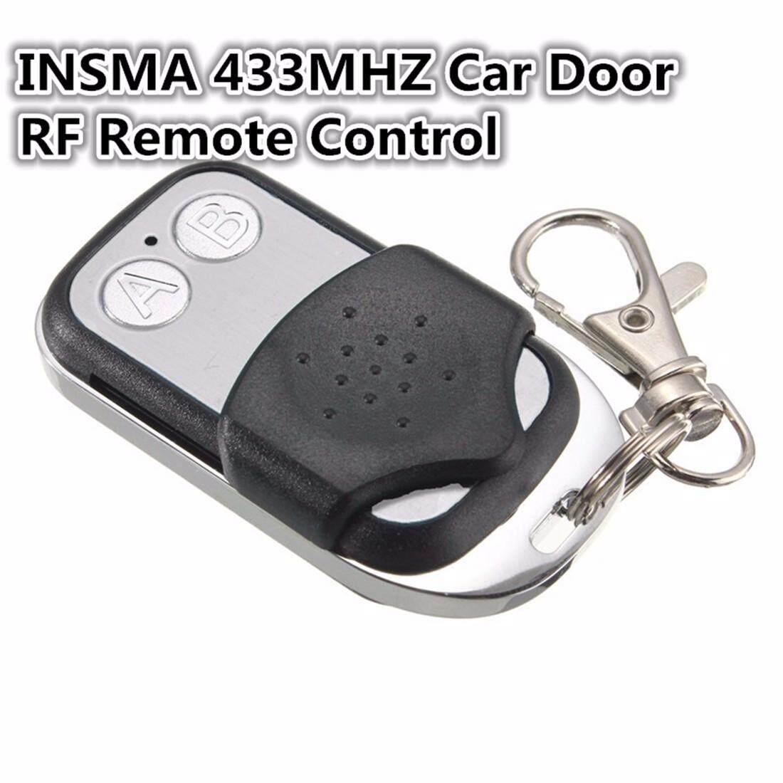 2 Channel 315/433 MHZ Wireless RF Remote Control Controller f Car Alarm Door